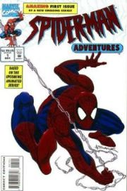 Spider-man Adventures
